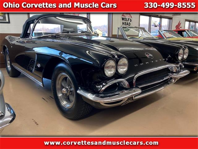 1962 Chevrolet Corvette (CC-1433748) for sale in North Canton, Ohio