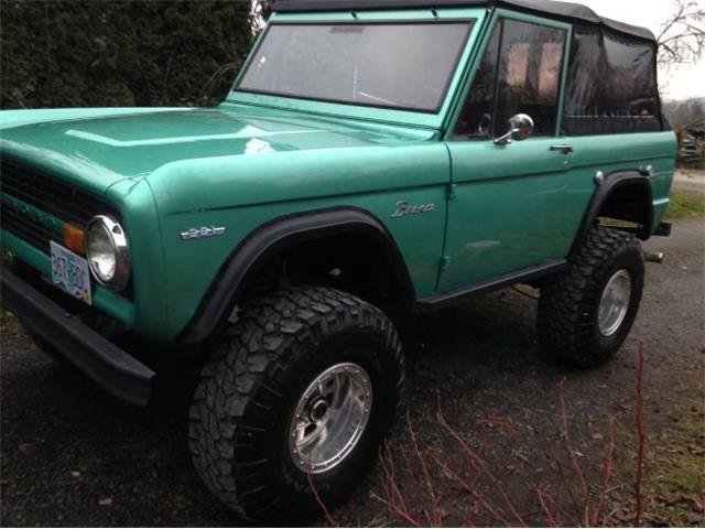 1966 Ford Bronco (CC-1433761) for sale in Cadillac, Michigan