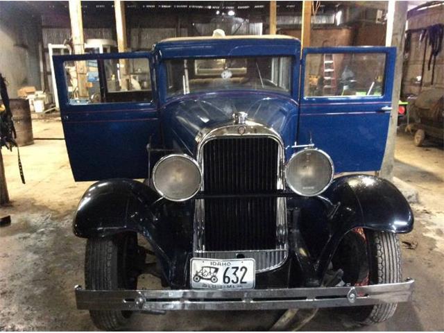 1927 Oldsmobile Sedan (CC-1433762) for sale in Cadillac, Michigan