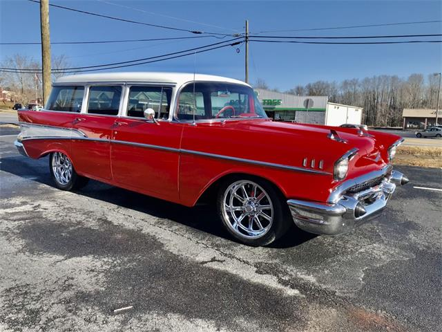 1957 Chevrolet Station Wagon (CC-1433767) for sale in Clarksville, Georgia