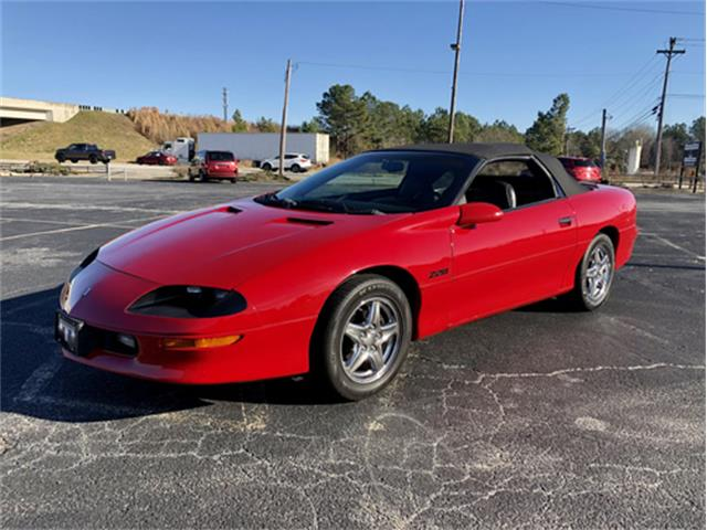 1996 Chevrolet Camaro (CC-1433768) for sale in Simpsonville, South Carolina
