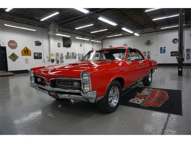 1967 Pontiac GTO (CC-1433773) for sale in Glen Burnie, Maryland