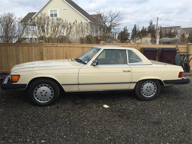 1978 Mercedes-Benz 450SL (CC-1433775) for sale in Bayville, New Jersey
