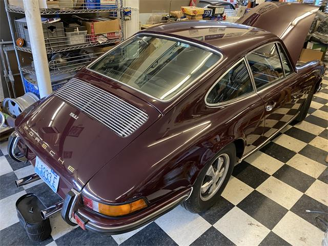 1969 Porsche 911T (CC-1433779) for sale in Carnation, Washington
