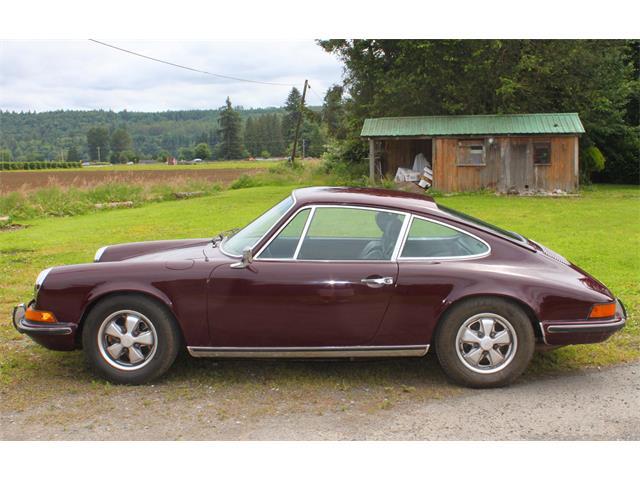 1969 Porsche 911T (CC-1433779) for sale in Carnation, Washington