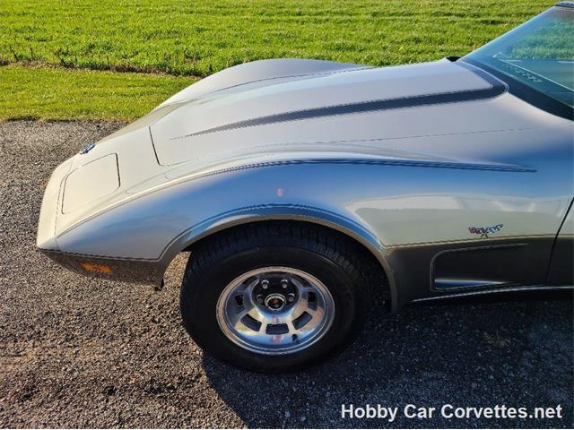 1978 Chevrolet Corvette (CC-1430378) for sale in martinsburg, Pennsylvania