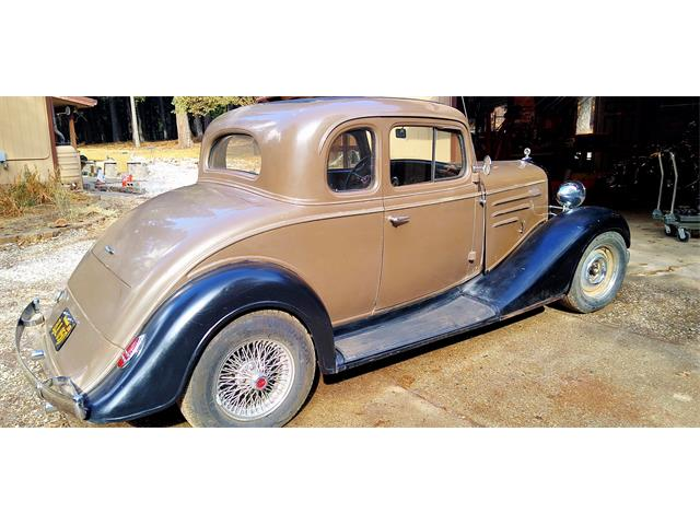 1934 Chevrolet 5-Window Coupe (CC-1433782) for sale in Nevada City, California