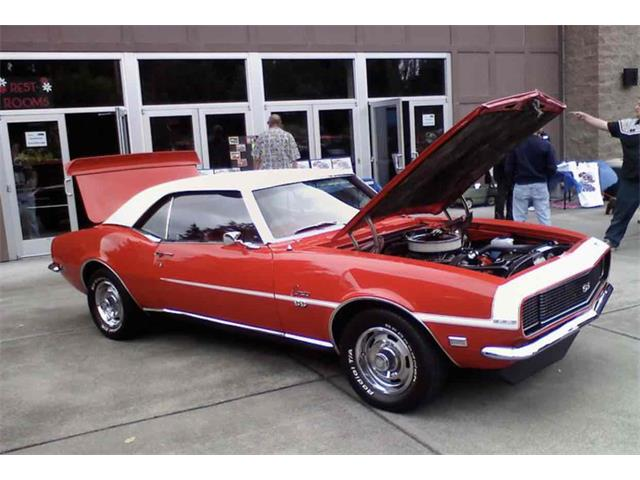 1968 Chevrolet Camaro RS/SS (CC-1433787) for sale in Everett, Washington
