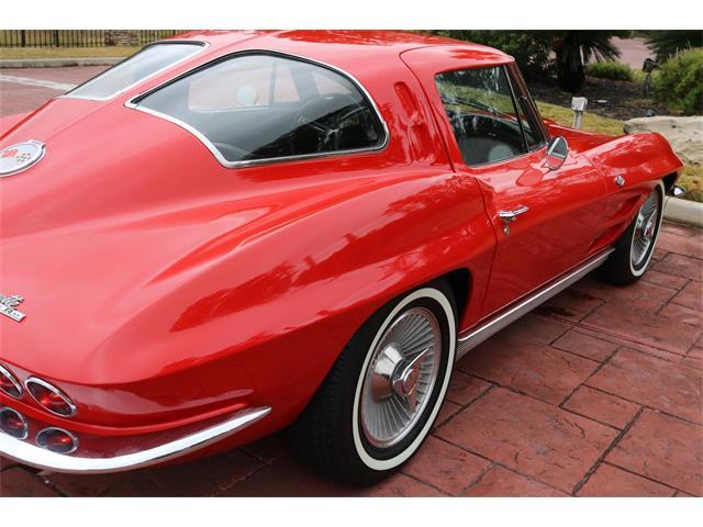 1963 Chevrolet Corvette Stingray (CC-1433792) for sale in Conroe, Texas