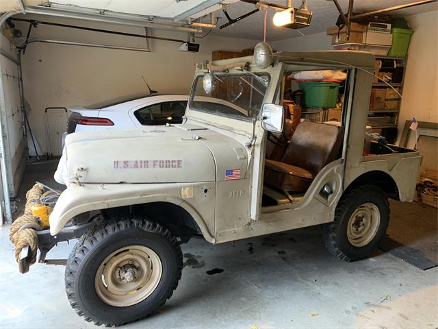1960 Jeep Willys (CC-1433793) for sale in Bloomington, Indiana