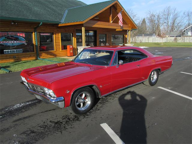 1965 Chevrolet Impala (CC-1433794) for sale in Goodrich, Michigan