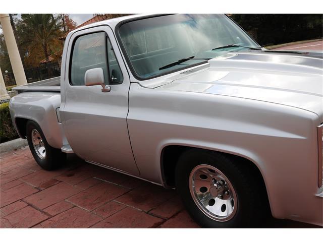 1981 GMC Sierra 1500 (CC-1433795) for sale in Conroe, Texas