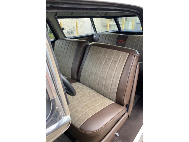 1955 Chevrolet Bel Air Nomad (CC-1430380) for sale in El Cajon, California