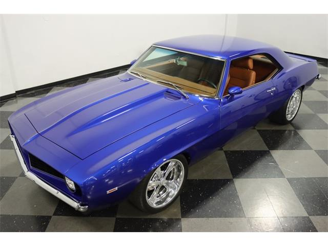 1969 Chevrolet Camaro (CC-1433802) for sale in Ft Worth, Texas
