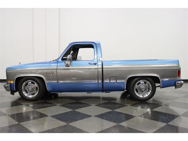 1987 Chevrolet C10 (CC-1433804) for sale in Ft Worth, Texas