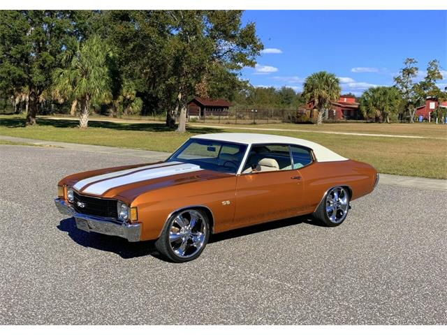 1972 Chevrolet Chevelle (CC-1433809) for sale in Clearwater, Florida