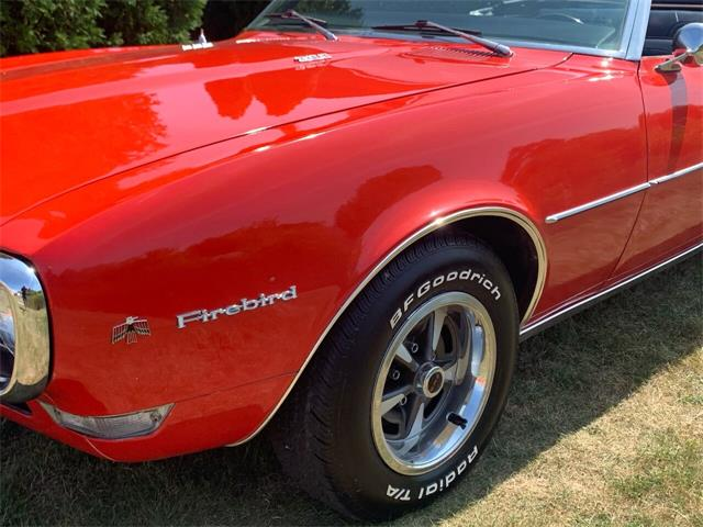1968 Pontiac Firebird (CC-1433814) for sale in Geneva, Illinois