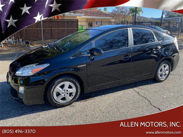 2011 Toyota Prius (CC-1433816) for sale in Thousand Oaks, California