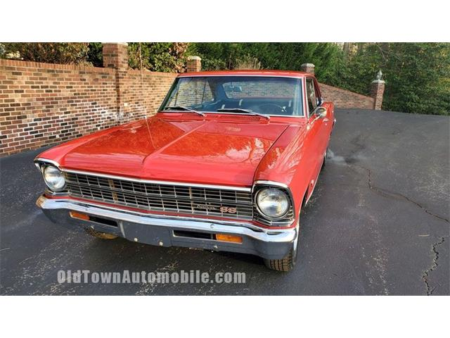 1967 Chevrolet Nova (CC-1433827) for sale in Huntingtown, Maryland