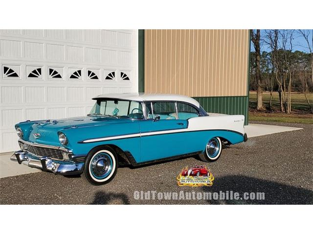 1956 Chevrolet Bel Air (CC-1433829) for sale in Huntingtown, Maryland
