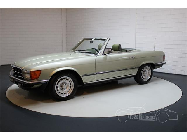 1982 Mercedes-Benz 280SL (CC-1433834) for sale in Waalwijk, [nl] Pays-Bas