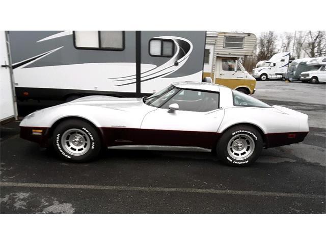 1982 Chevrolet Corvette (CC-1433836) for sale in Mechanicsburg, Pennsylvania