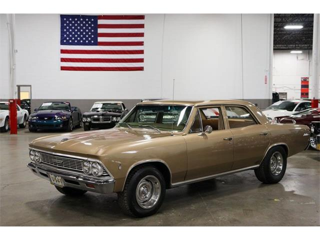 1966 Chevrolet Chevelle (CC-1430384) for sale in Kentwood, Michigan