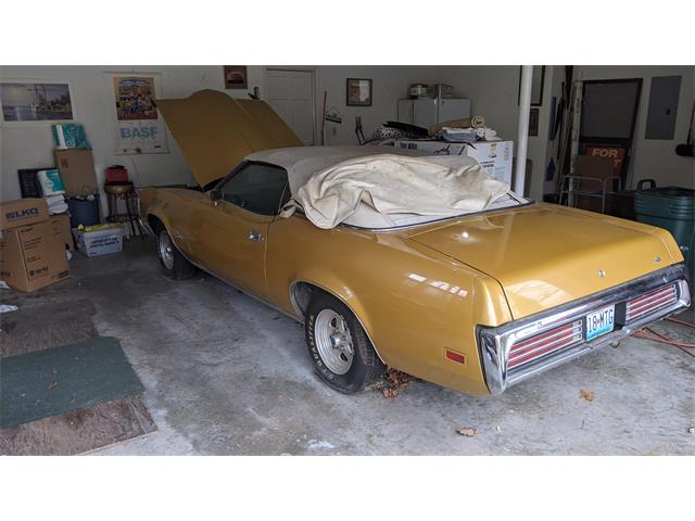 1972 Mercury Cougar XR7 (CC-1433840) for sale in Joplin, Missouri