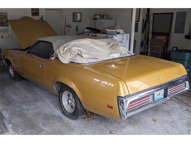 1972 Mercury Cougar XR7 (CC-1433840) for sale in Joplin, Missouri