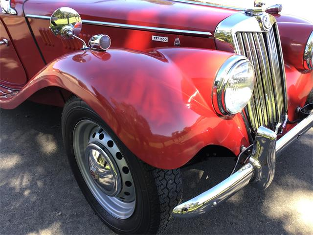 1954 MG TD (CC-1433850) for sale in Castro Valley, California