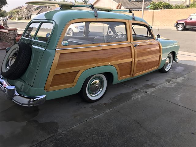 1950 Ford Woody Wagon (CC-1433858) for sale in Huntington Beach, California