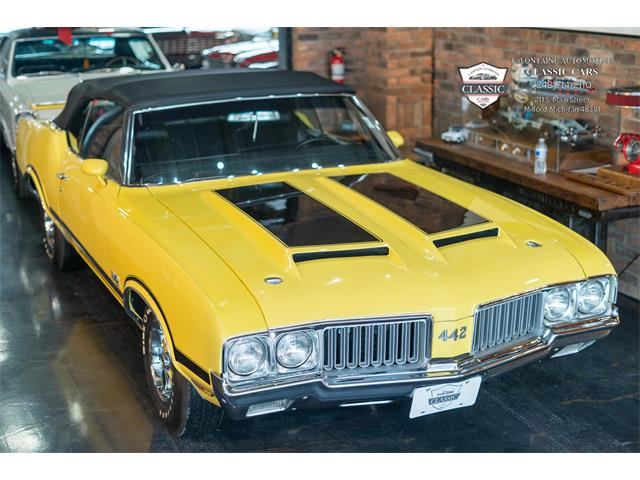 1970 Oldsmobile 442 (CC-1433862) for sale in Milford, Michigan