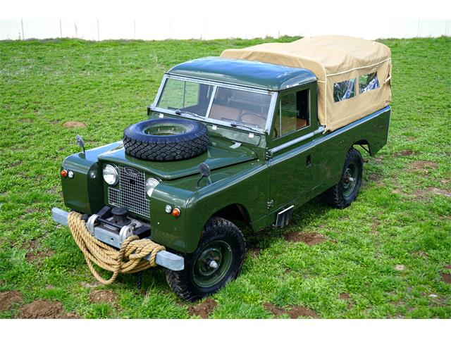 1959 Land Rover Series IIA (CC-1433864) for sale in Boise, Idaho