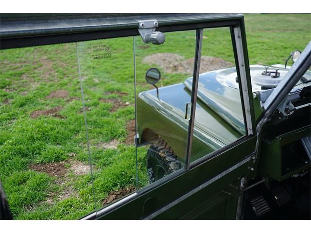 1959 Land Rover Series IIA (CC-1433864) for sale in Boise, Idaho