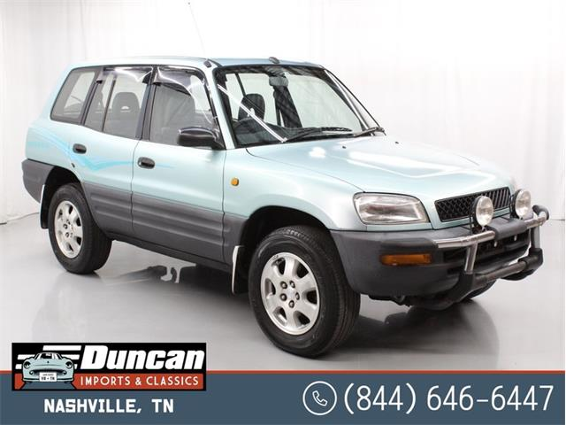 1995 Toyota Rav4 (CC-1433873) for sale in Christiansburg, Virginia