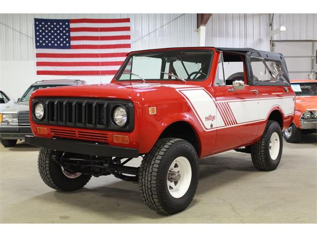 1979 International Scout (CC-1433879) for sale in Kentwood, Michigan