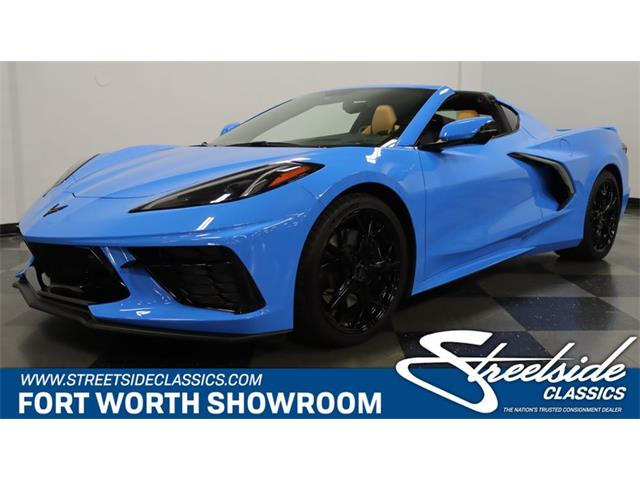 2020 Chevrolet Corvette (CC-1433882) for sale in Ft Worth, Texas