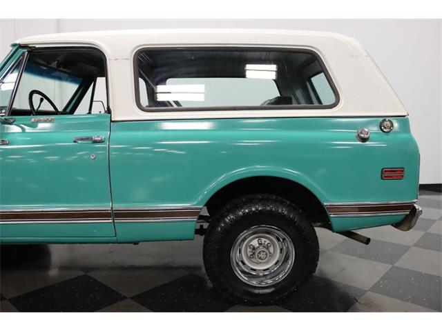 1972 Chevrolet Blazer (CC-1433888) for sale in Ft Worth, Texas