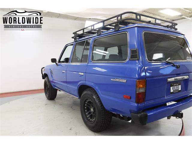 1985 Toyota Land Cruiser FJ (CC-1433889) for sale in Denver , Colorado