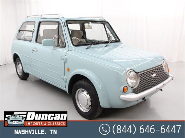 1989 Nissan Pao (CC-1433893) for sale in Christiansburg, Virginia