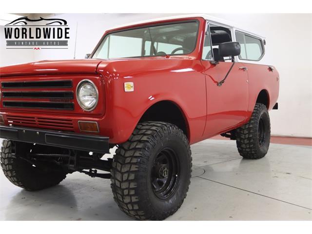 1978 International Scout (CC-1433898) for sale in Denver , Colorado