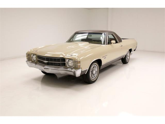 1971 Chevrolet El Camino (CC-1430390) for sale in Morgantown, Pennsylvania