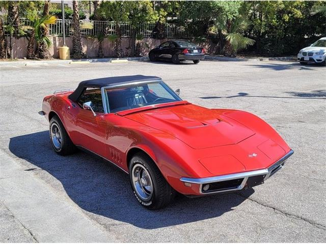 1968 Chevrolet Corvette (CC-1433918) for sale in Glendale, California