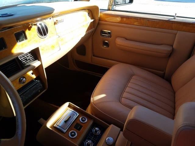 1985 Rolls-Royce Silver Spirit (CC-1433922) for sale in Glendale, California