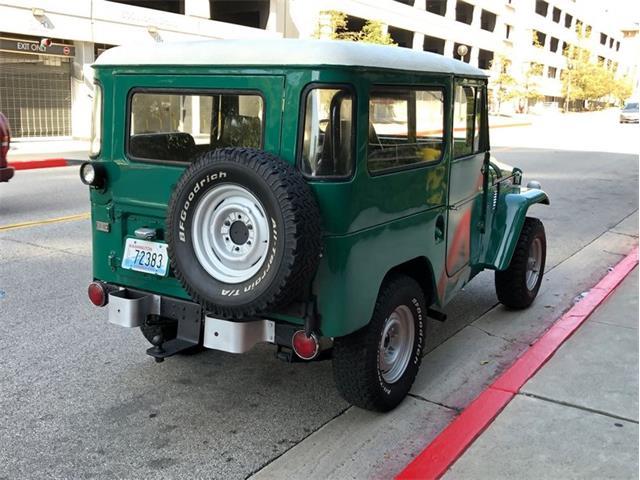 1969 Toyota Land Cruiser FJ (CC-1433925) for sale in Glendale, California