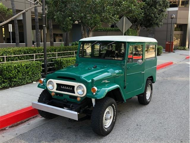 1969 Toyota Land Cruiser FJ (CC-1433925) for sale in Glendale, California