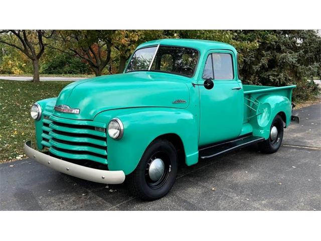 1953 Chevrolet 3100 (CC-1433926) for sale in Glendale, California