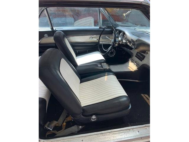 1962 Ford Thunderbird (CC-1433929) for sale in Glendale, California