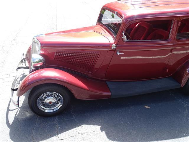 1934 Ford Tudor (CC-1430393) for sale in O'Fallon, Illinois