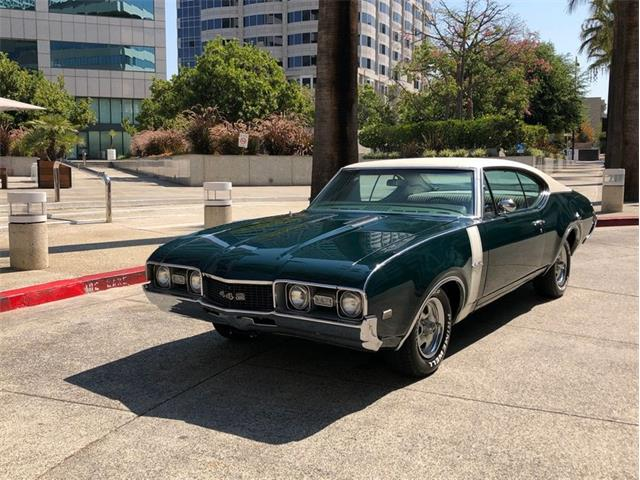 1968 Oldsmobile 442 (CC-1433932) for sale in Glendale, California